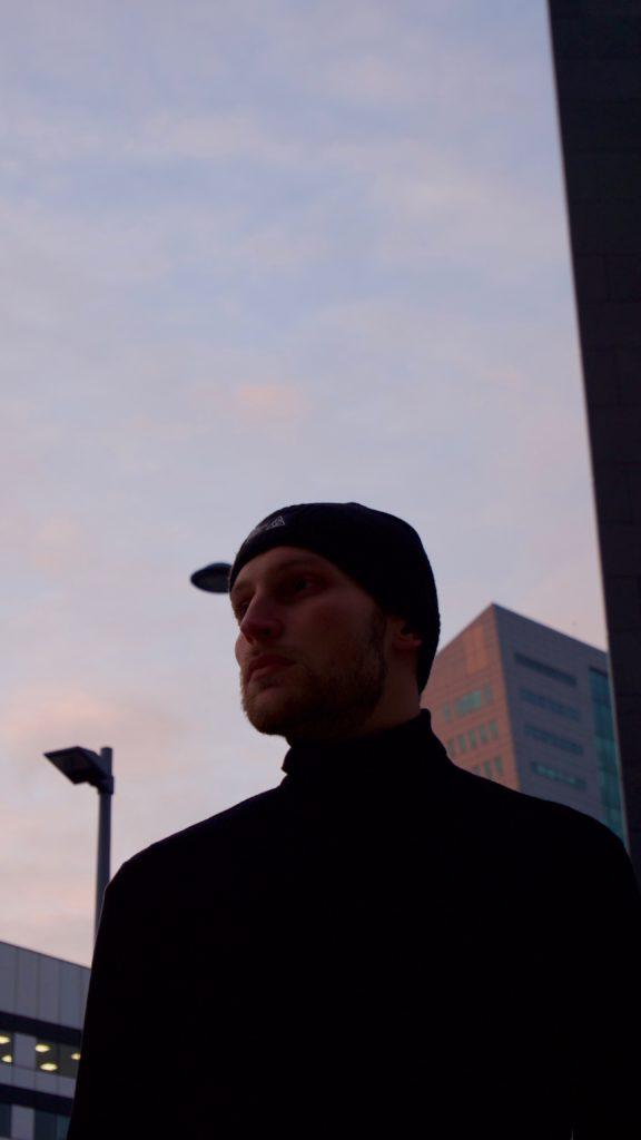 Une vidéo de mode sur les toits de Lille avec Alex