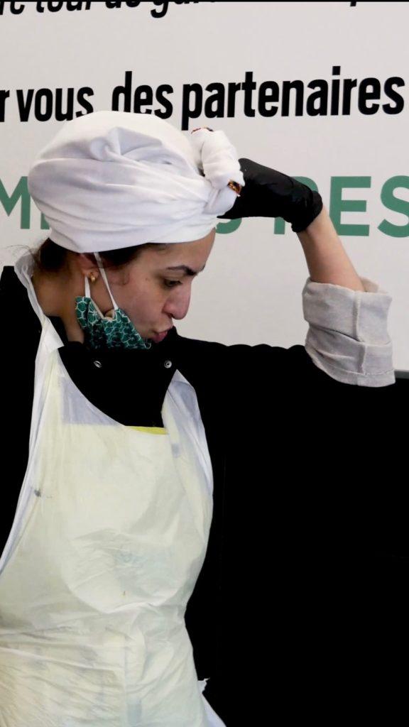 Une vidéo pour Faïza et sa boucherie